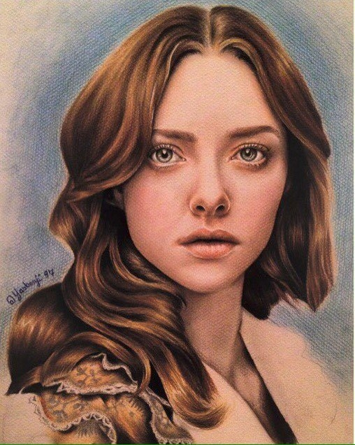 Amanda Seyfried por Yasmine